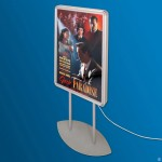Floor Stand, Poster display rack, Poster stand – Poster Display – CanaFrame